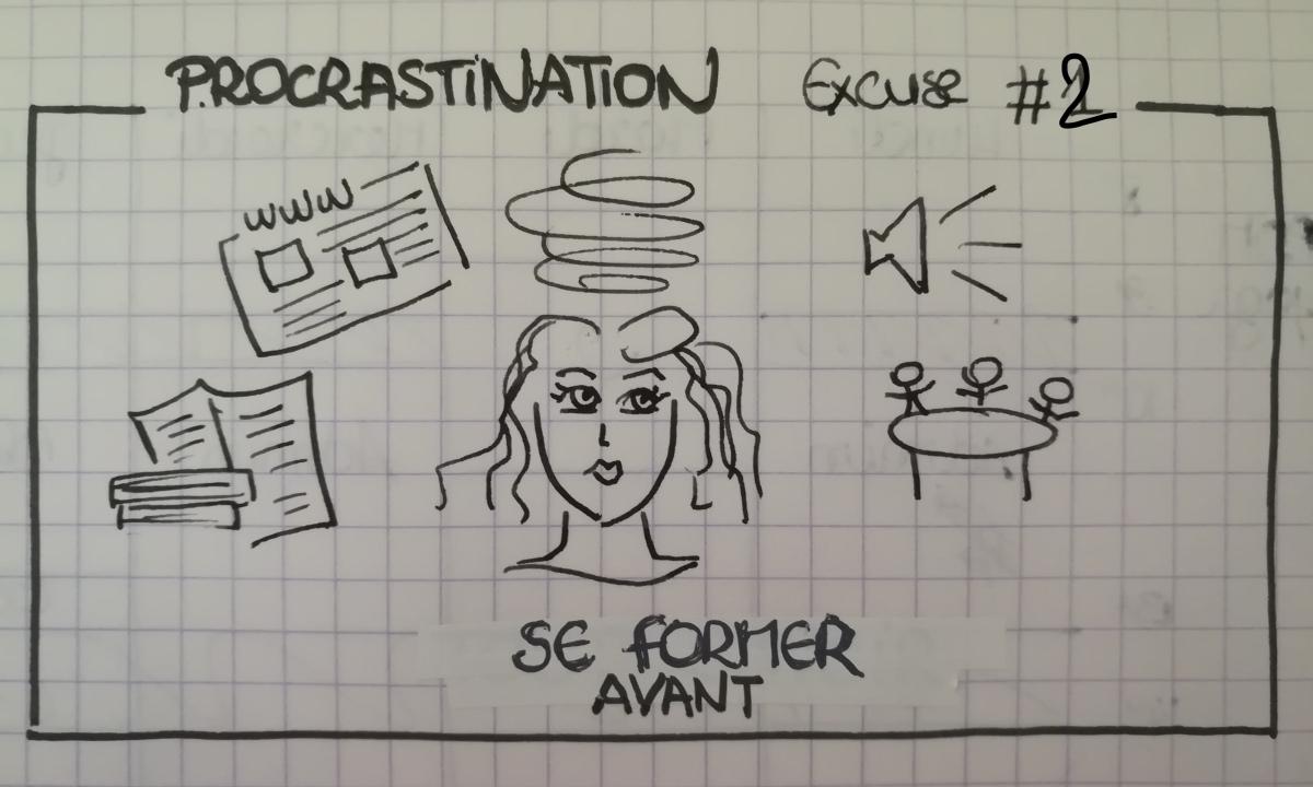 Procrastination #2