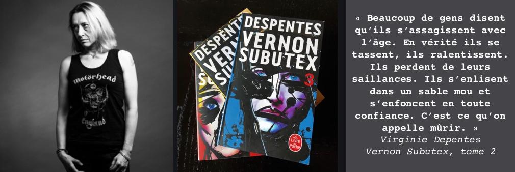 Virginie Despentes – Ecrire depuis sesfailles